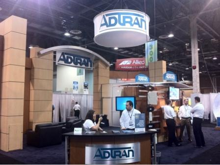 ADTRAN BOOTH flickr
