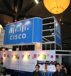 Cisco_Booth hardwarezone