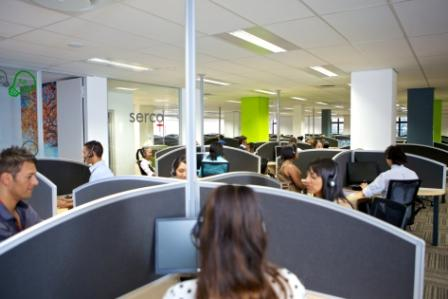 Serco Global Services launches new center in South Africa