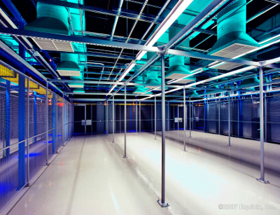 Equinix data center