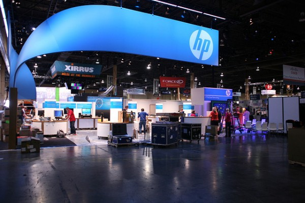 Hp Booth 1 flickr