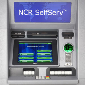 NCR self serv