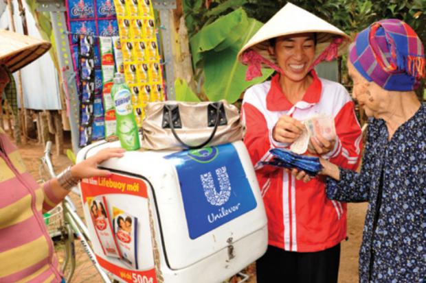 Unilever digital social platform