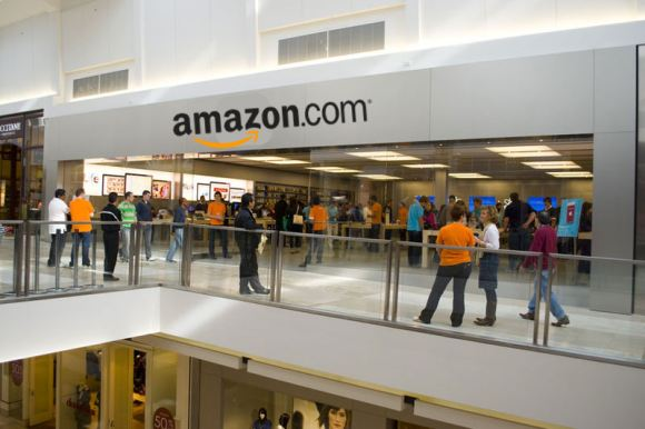 Amazon India launched
