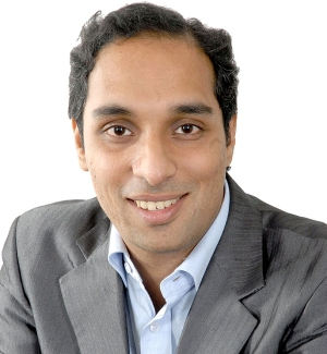 Aneesh Reddy, Co-founder and CEO, Capillary Technologies