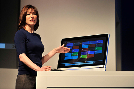 Microsoft CFO Amy Hood and strategies