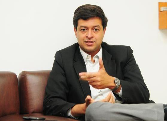 HCL Infosystems CEO Harsh Chitale.