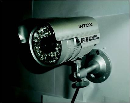 Intex CCTV camera