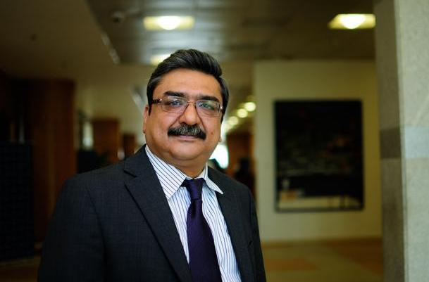 Anant Gupta, president and chief executive officer of HCL Technologies