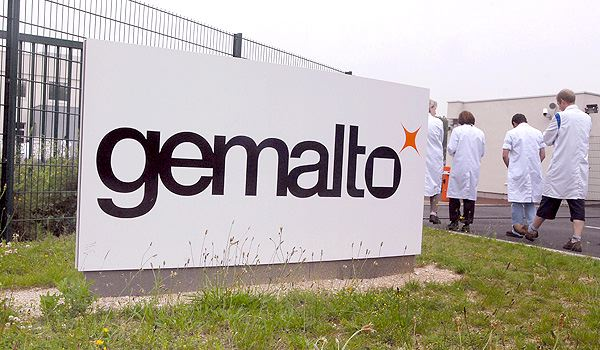 Gemalto company