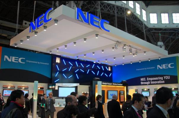 NEC Booth
