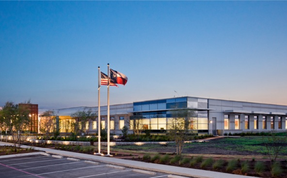 Data Foundry data center in Texas