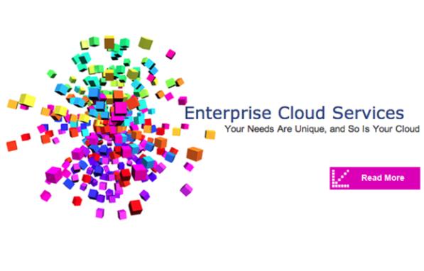 NTT cloud services