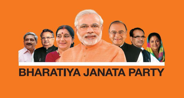 BJP to use IT for a new India