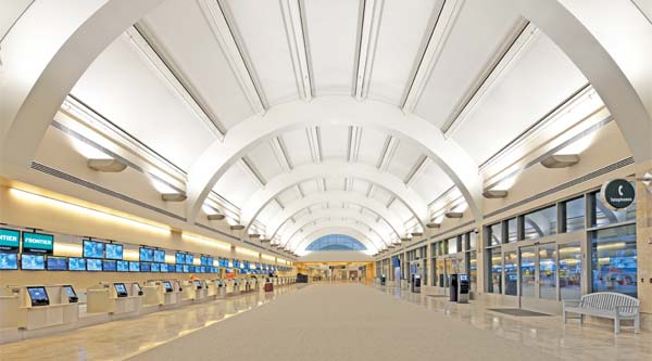 Wayne Airport in Southern California