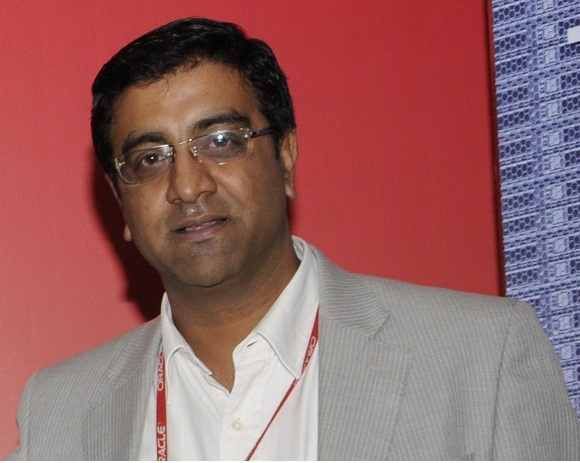 Oracle India senior director Srinivasan Rangaswami