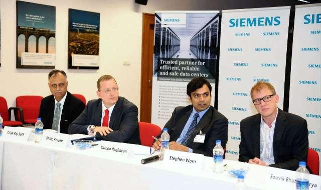Siemens India CoC in Mumbai event