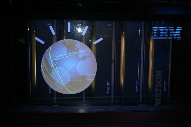 IBM supercomputing