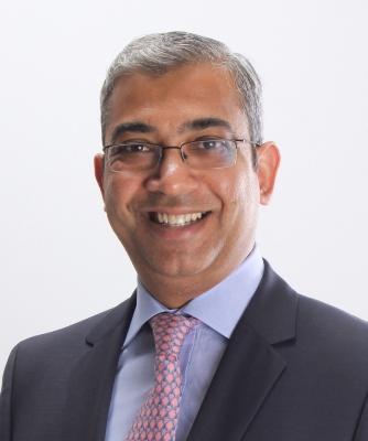 IGATE CEO Ashok Vemuri