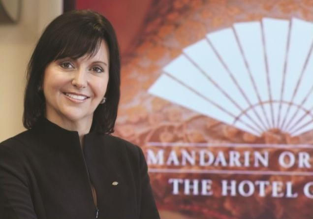 Mandarin Oriental CIO Monika Nerger