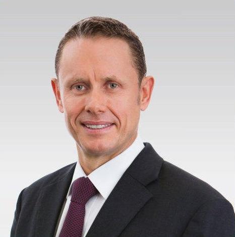 Polycom president - Asia Pacific Geoff Thomas