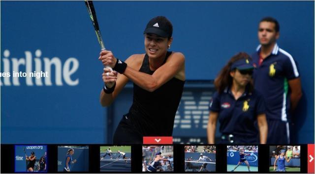 IBM at US Open Tennis 2014