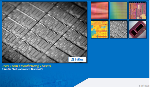 Intel microarchitecture details of Core M processor on 14nm