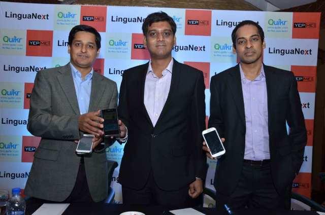 Linguify.Mobile launch