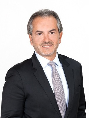 Software AG Chief Customer Officer Eric Duffaut