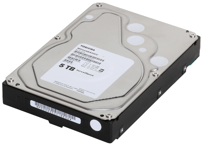 Toshiba 5TB Surveillance Hard Disk Drive