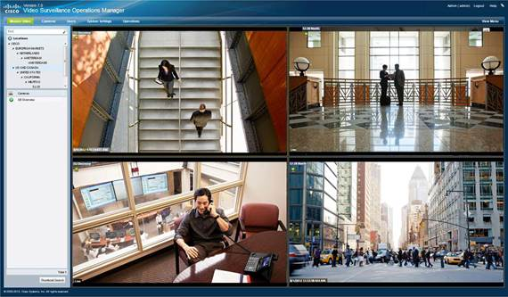 Cisco Video Surveillance Manager 7