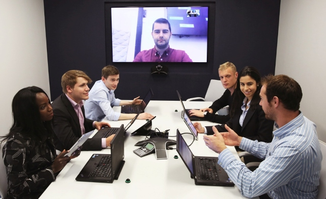 IBM digital sales center in Dublin