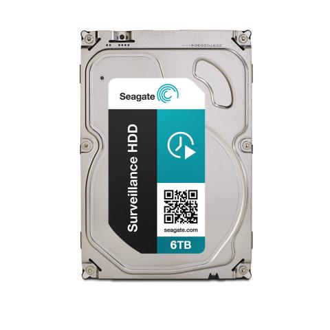 Seagate Surveillance-6TB-HDD