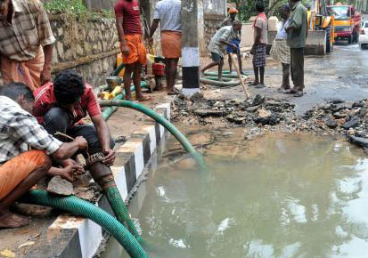 TVM water supply faces crisis