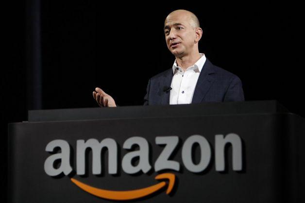 Amazon founder and chief Jeff Bezos