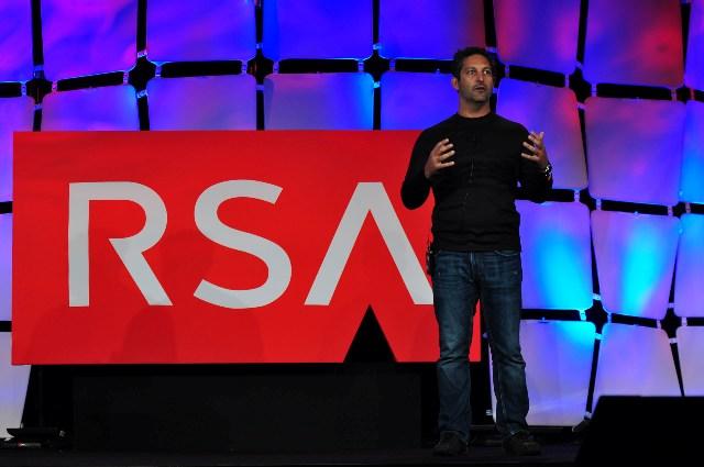 Amit Yoran, president of RSA