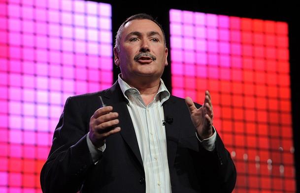 F5 Networks CEO John McAdam