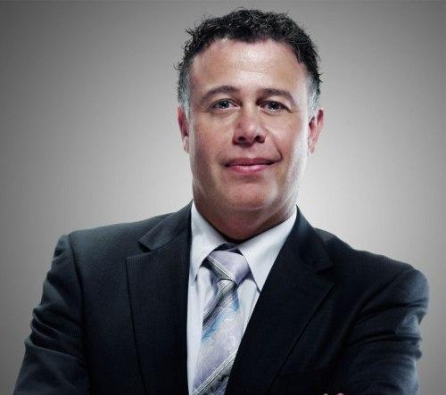 HP Inc CEO Dion Weisler