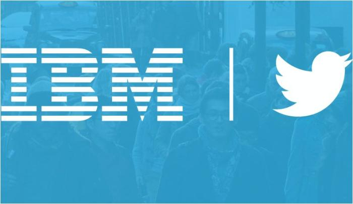 IBM in deal with Twitter