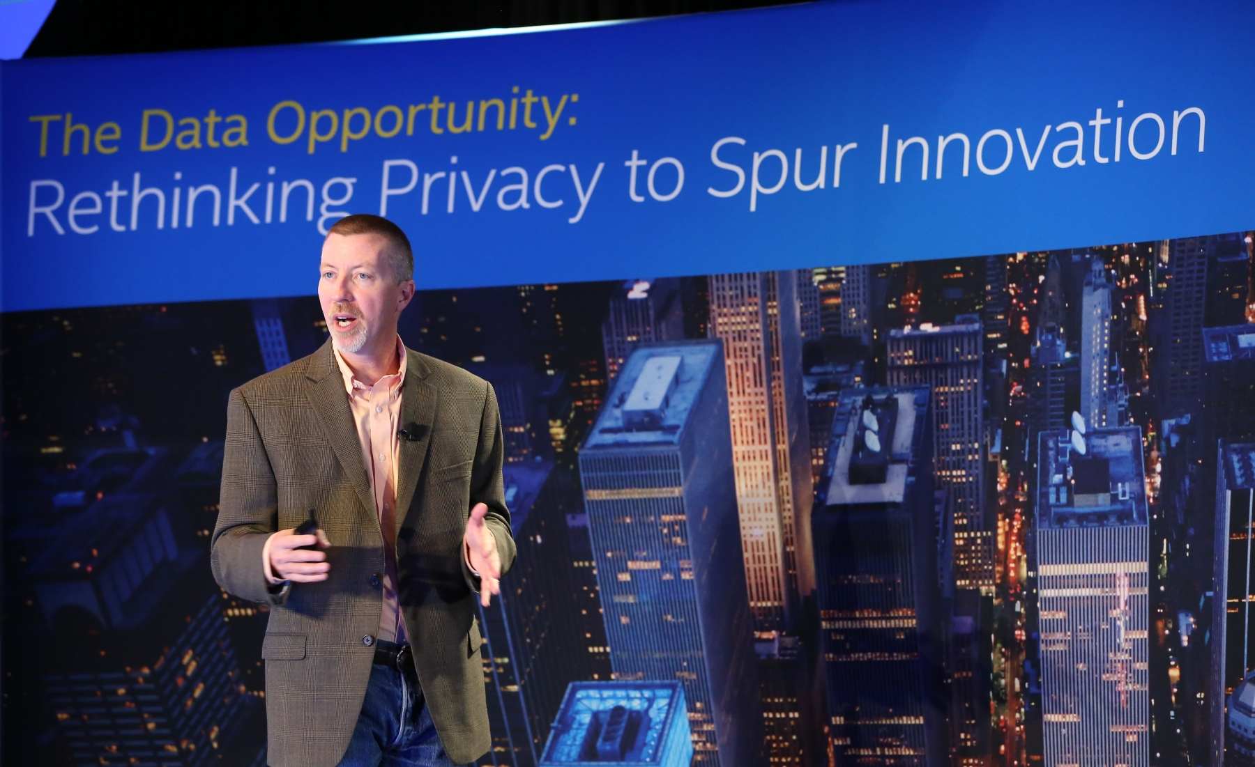 Malcolm Harkins, vice president and chief security and privacy officer for Intel