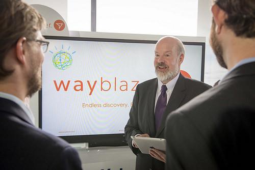 Launching of WayBlazer powered by IBM Watson