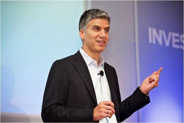 Juniper Networks CEO Rami Rahim