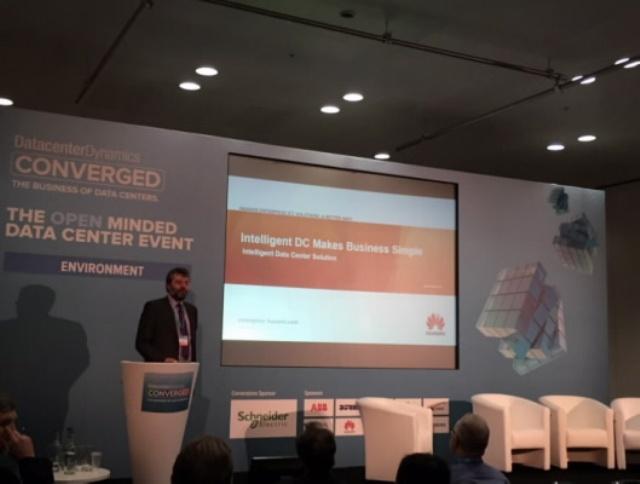 Roland Huempfner, Senior Network Energy expert, Huawei