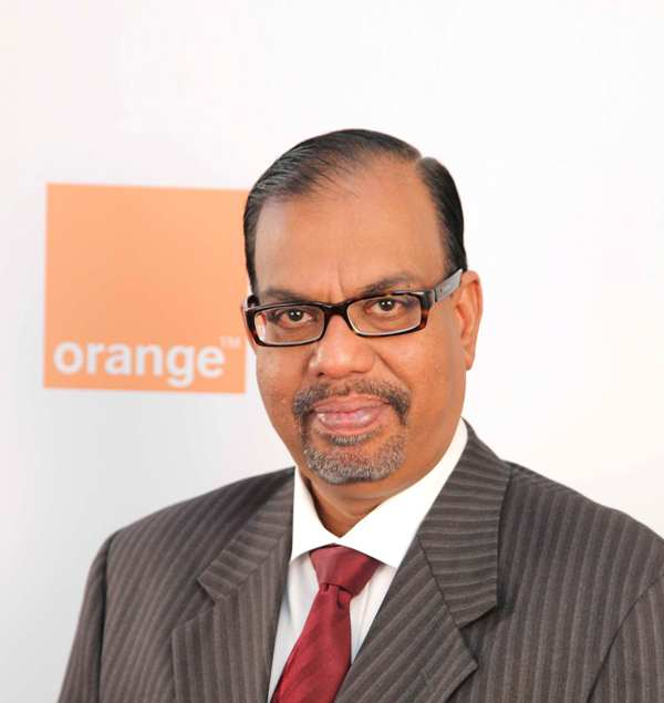 Bala Mahadevan, Orange Business Services