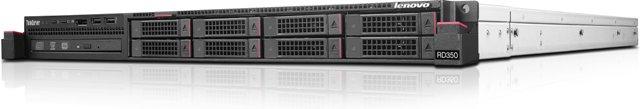 Lenovo 1U ThinkServer RD350