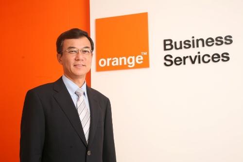 Orange Business SVP Patrick Sim