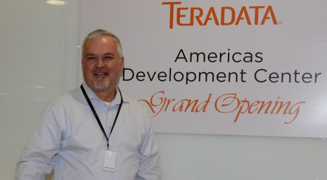 Robert Cromer, Vice President, ADC, Teradata