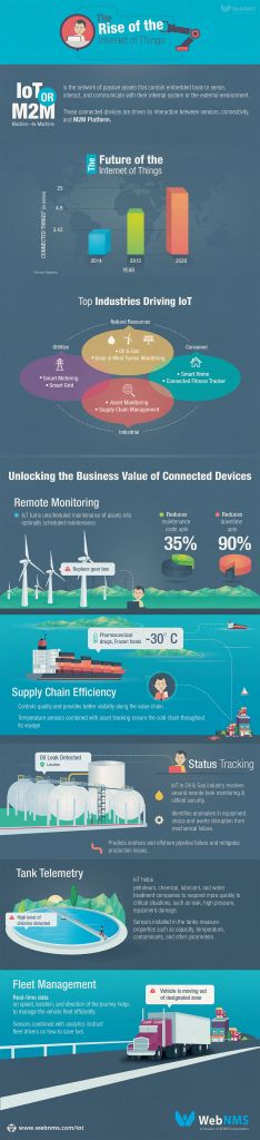 The Rise of the Internet of Things (1)