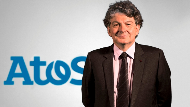 Thierry Breton, chairman and CEO of Atos