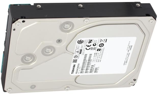 Toshiba 6TB Enterprise Capacity HDD